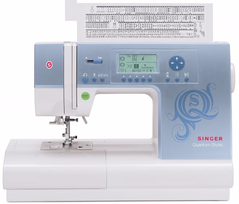Singer Quantum Stylist 9980 Sewing Machine at K-W Sewing Machines in Kitchener