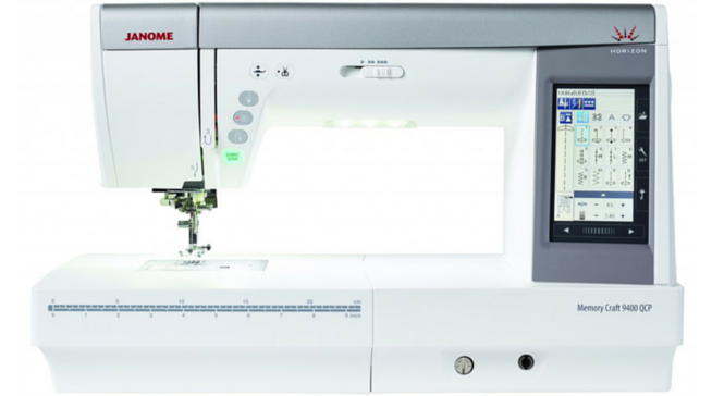 See our Large Variety of Models - Janome Horizon Memory Craft 9400